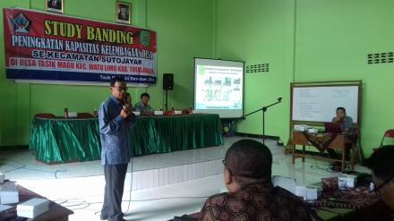 Study Banding Dalam Meningkatkan Kapasitas Kelembagaan Desa